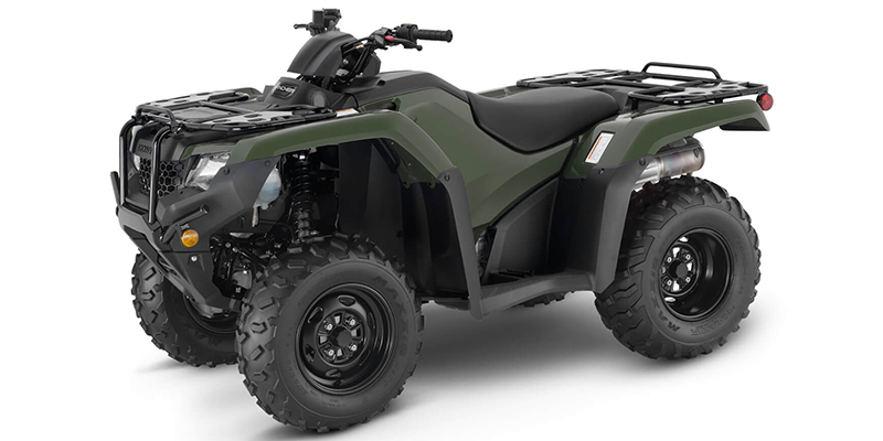 2021 Honda FourTrax Rancher Base at Sloans Motorcycle ATV, Murfreesboro, TN, 37129