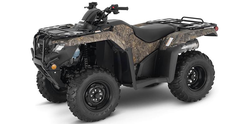 2021 Honda FourTrax Rancher® 4X4 at Eastside Honda