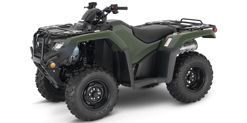 2021 Honda FourTrax Rancher 4X4 at Kent Motorsports, New Braunfels, TX 78130