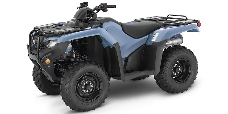 FourTrax Rancher® 4X4 Automatic DCT EPS at Bettencourt's Honda Suzuki