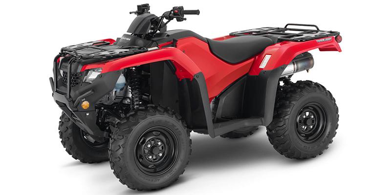 FourTrax Rancher® 4X4 Automatic DCT IRS at Bettencourt's Honda Suzuki