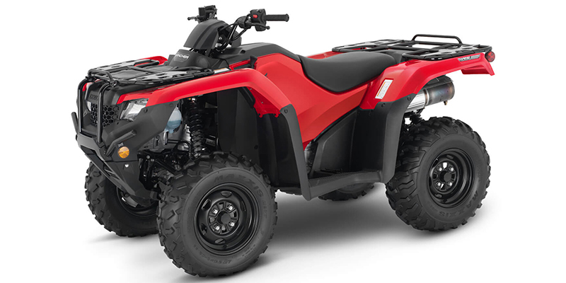 FourTrax Rancher® 4X4 Automatic DCT IRS at Iron Hill Powersports