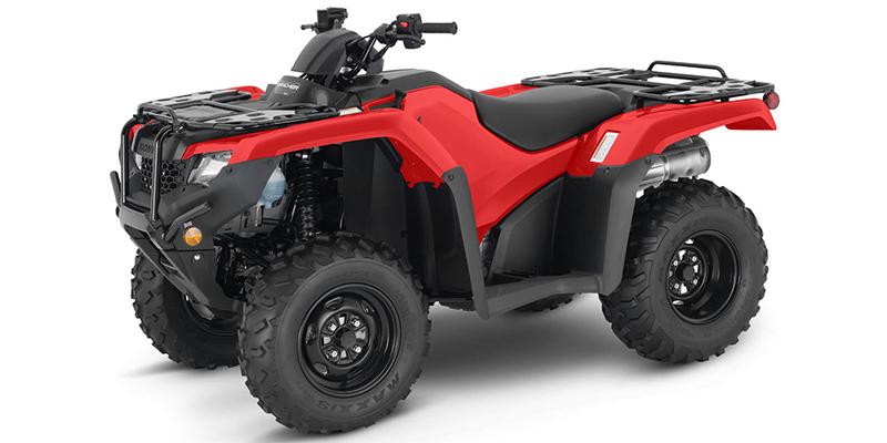2021 Honda FourTrax Rancher® 4X4 EPS at Bettencourt's Honda Suzuki