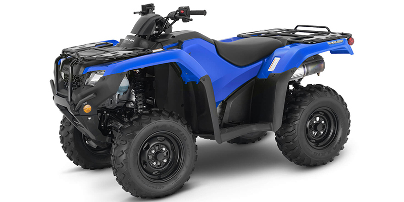 FourTrax Rancher® 4X4 Automatic DCT IRS EPS at Interstate Honda