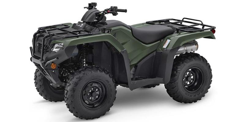 2021 Honda FourTrax Rancher ES at Sloans Motorcycle ATV, Murfreesboro, TN, 37129