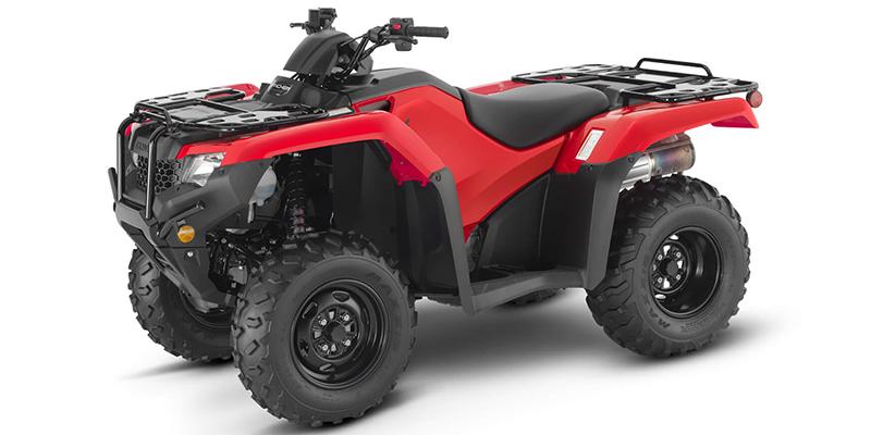 2021 Honda FourTrax Rancher® ES at Bettencourt's Honda Suzuki