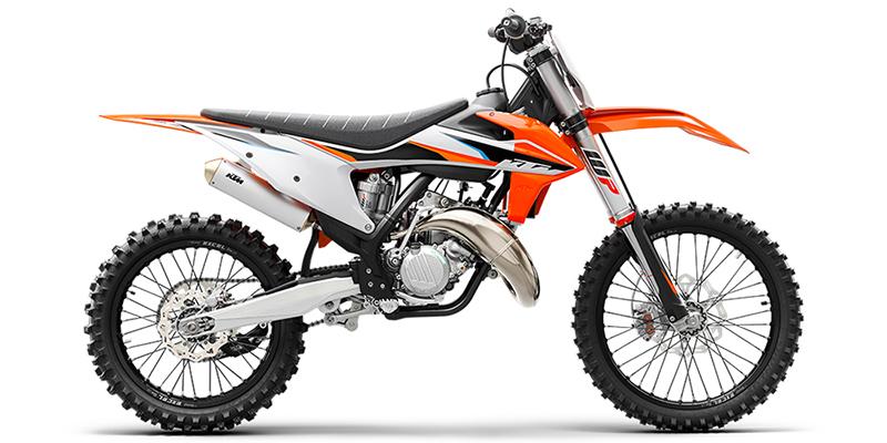 125 SX at Pitt Cycles