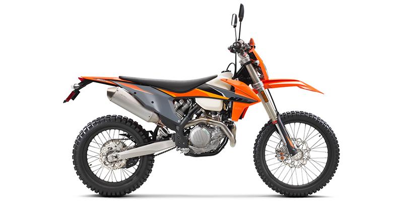 500 EXC-F at Riderz