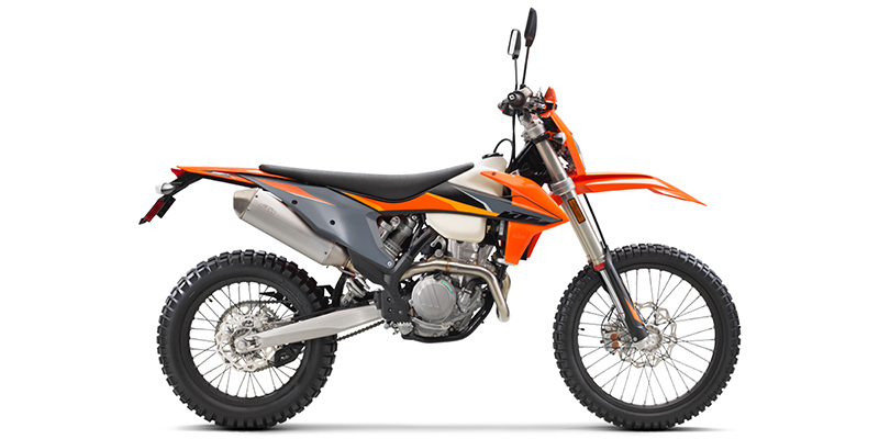 350 EXC-F at Cascade Motorsports