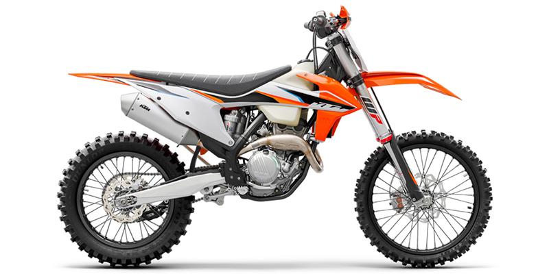 250 XC-F at Pitt Cycles