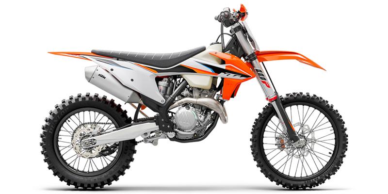 350 XC-F at Riderz