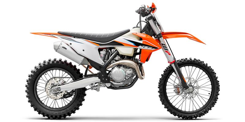 450 XC-F at Pitt Cycles