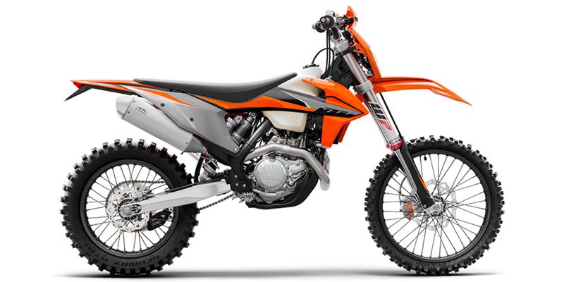 500 XCF-W at Riderz