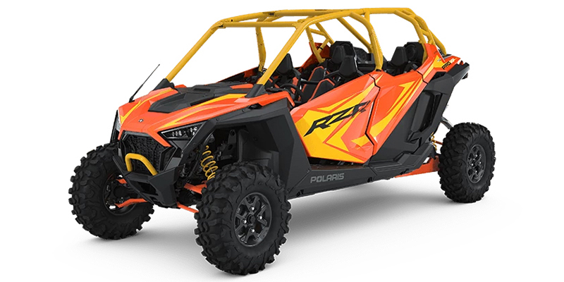 RZR Pro XP® 4 Orange Madness LE at Kent Powersports of Austin, Kyle, TX 78640