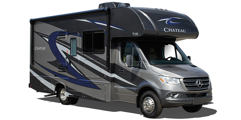 Chateau Sprinter 24DS at Prosser's Premium RV Outlet