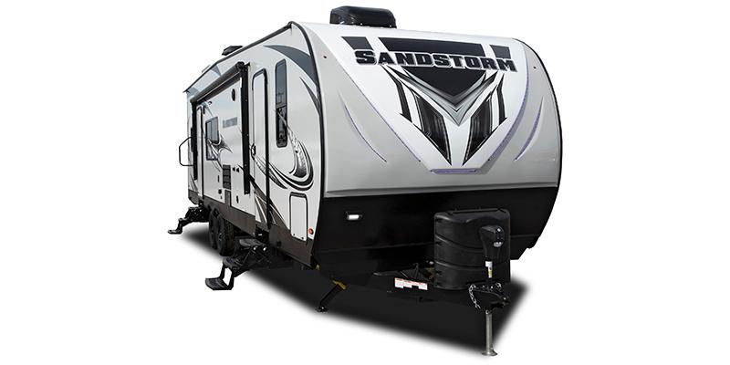 Sandstorm 313GSLR at Prosser's Premium RV Outlet
