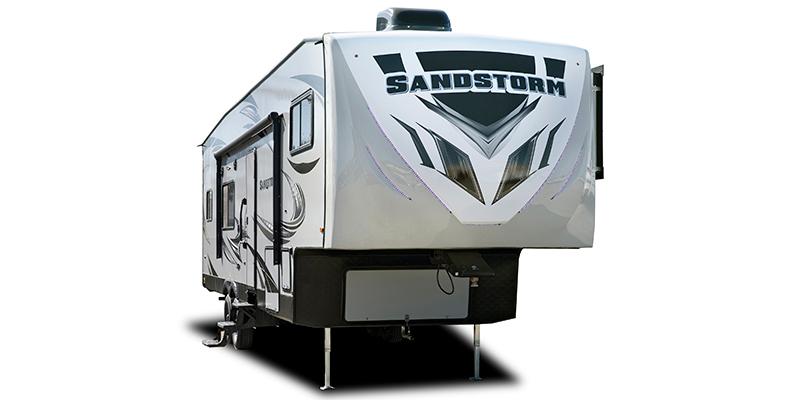 Sandstorm 326GSLR at Prosser's Premium RV Outlet