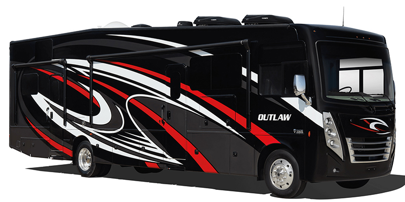 Outlaw® Class A 38KB at Prosser's Premium RV Outlet