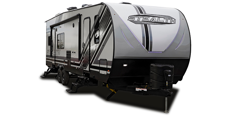 Stealth FK3114G at Prosser's Premium RV Outlet