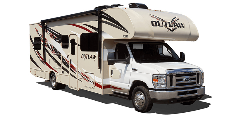 Outlaw® Class C 29S at Prosser's Premium RV Outlet