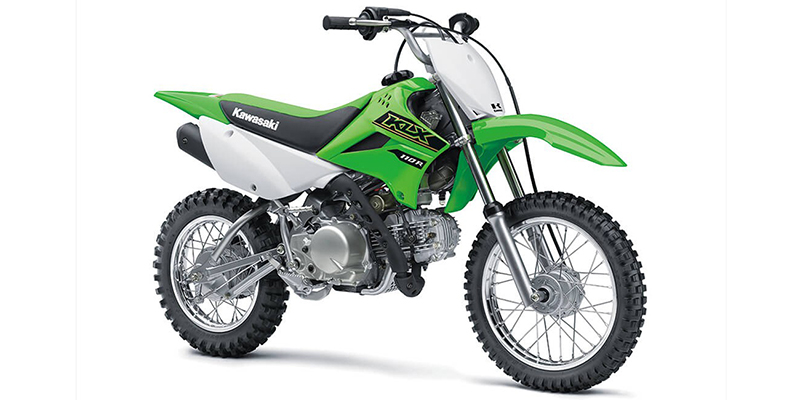 2021 Kawasaki KLX 110R at Thornton's Motorcycle - Versailles, IN