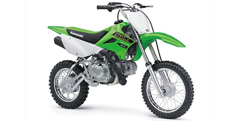 2021 Kawasaki KLX 110R L at Wild West Motoplex