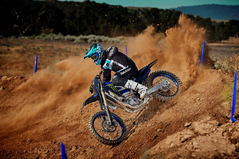 2021 Yamaha YZ 450F Monster Energy Yamaha Racing Edition at Sloans Motorcycle ATV, Murfreesboro, TN, 37129