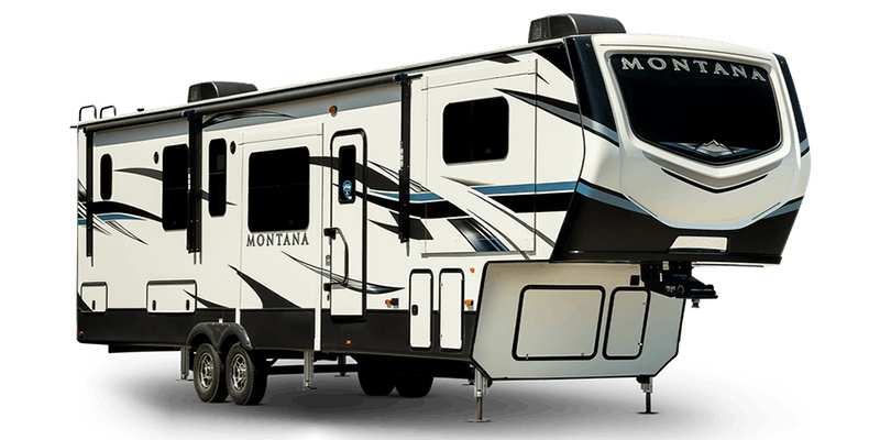 Montana 3761FL at Prosser's Premium RV Outlet