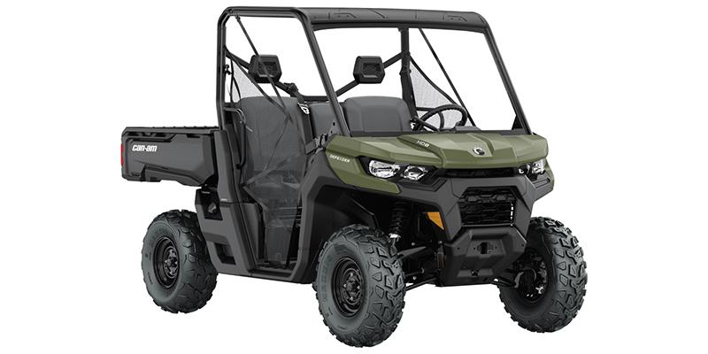 2021 Can-Am Defender HD8 at Sloans Motorcycle ATV, Murfreesboro, TN, 37129