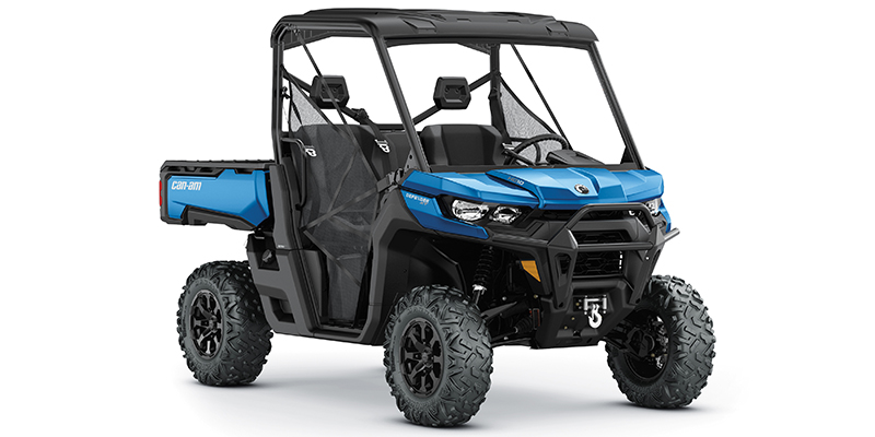 2021 Can-Am Defender XT HD10 at Sloans Motorcycle ATV, Murfreesboro, TN, 37129