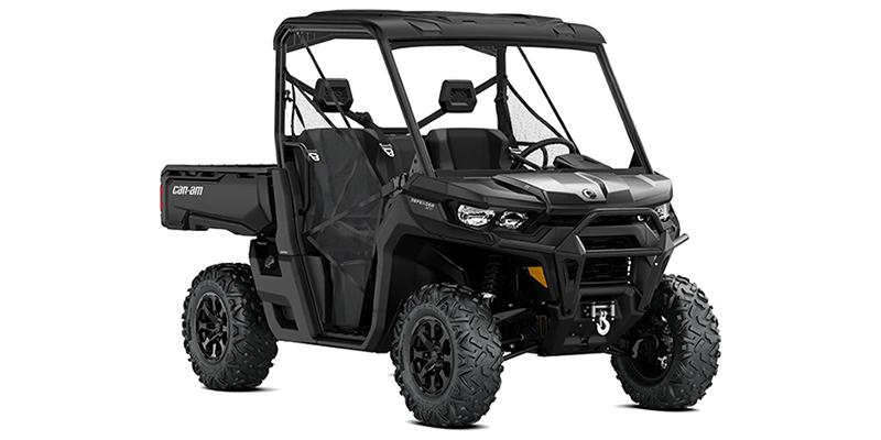 2021 Can-Am Defender XT HD8 at Sloans Motorcycle ATV, Murfreesboro, TN, 37129