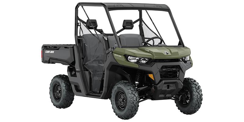2021 Can-Am Defender HD5 at Sloans Motorcycle ATV, Murfreesboro, TN, 37129