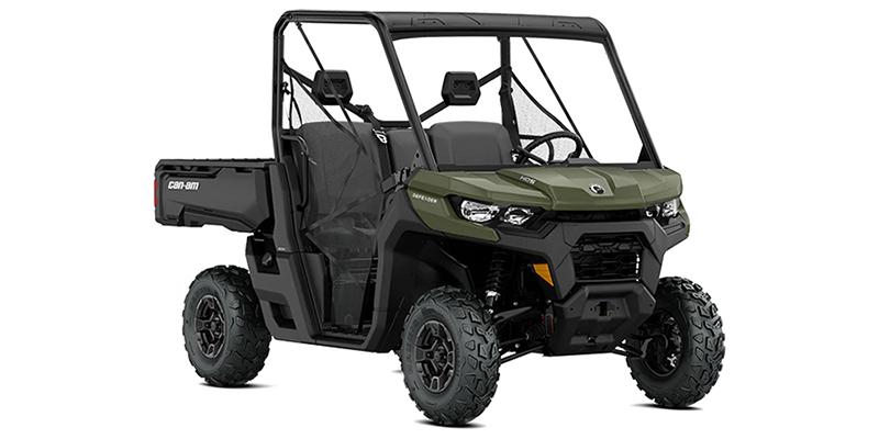 2021 Can-Am Defender DPS HD5 at Sloans Motorcycle ATV, Murfreesboro, TN, 37129