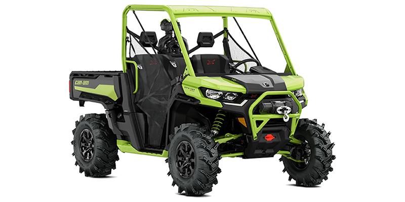 2021 Can-Am Defender X mr HD10 at Sloans Motorcycle ATV, Murfreesboro, TN, 37129