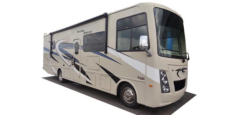 Freedom Traveler A27 at Prosser's Premium RV Outlet