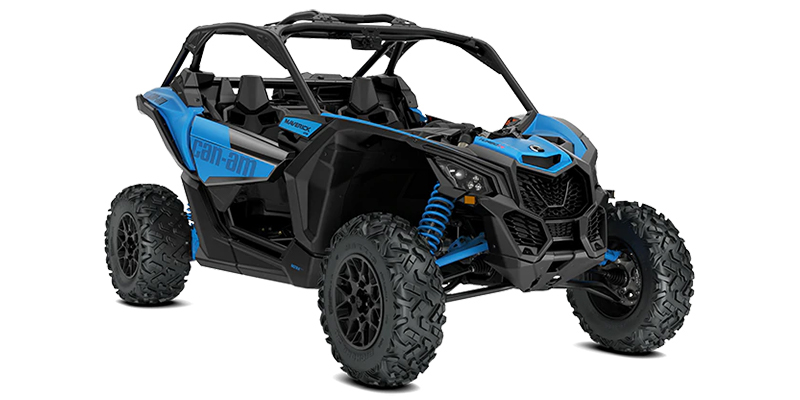 2021 Can-Am Maverick X3 DS TURBO R at Sloans Motorcycle ATV, Murfreesboro, TN, 37129