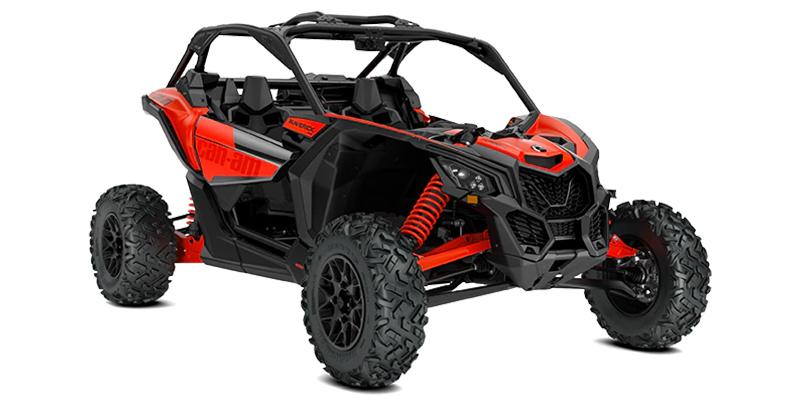 2021 Can-Am Maverick X3 RS TURBO R at Sloans Motorcycle ATV, Murfreesboro, TN, 37129