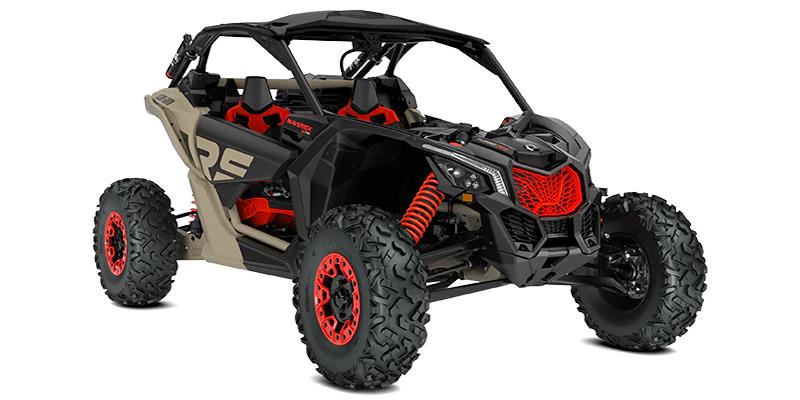 2021 Can-Am Maverick X3 X rs TURBO RR With SMART-SHOX at Sloans Motorcycle ATV, Murfreesboro, TN, 37129
