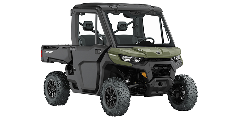 2021 Can-Am Defender DPS CAB HD8 at Sloans Motorcycle ATV, Murfreesboro, TN, 37129
