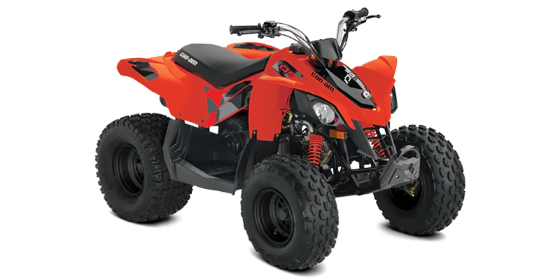 2021 Can-Am™ DS 90 at Jacksonville Powersports, Jacksonville, FL 32225