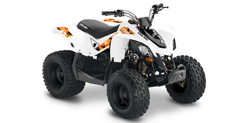 2021 Can-Am DS 90 at Sloans Motorcycle ATV, Murfreesboro, TN, 37129