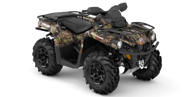 Outlander™ Mossy Oak Edition 570 at Jacksonville Powersports, Jacksonville, FL 32225