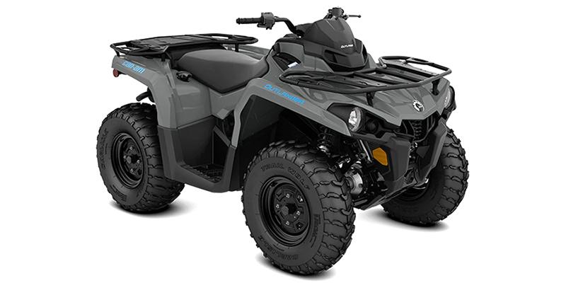 2021 Can-Am Outlander DPS 450 at Sloans Motorcycle ATV, Murfreesboro, TN, 37129
