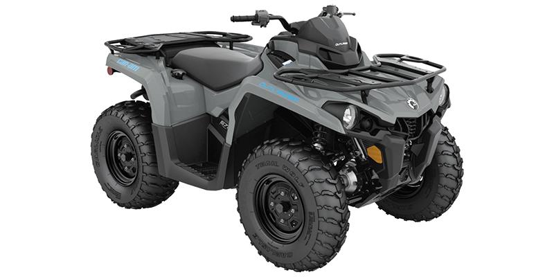 2021 Can-Am Outlander DPS 570 at Sloans Motorcycle ATV, Murfreesboro, TN, 37129
