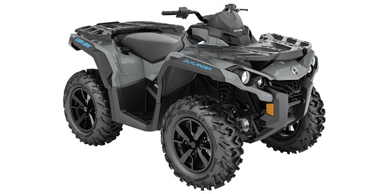 2021 Can-Am Outlander DPS 650 at Sloans Motorcycle ATV, Murfreesboro, TN, 37129