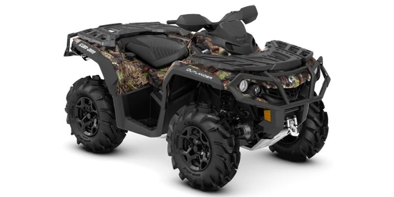 2021 Can-Am Outlander Mossy Oak Edition 650 at Sloans Motorcycle ATV, Murfreesboro, TN, 37129