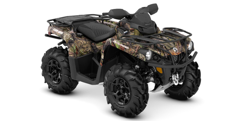 Outlander™ Mossy Oak Edition 450 at Jacksonville Powersports, Jacksonville, FL 32225