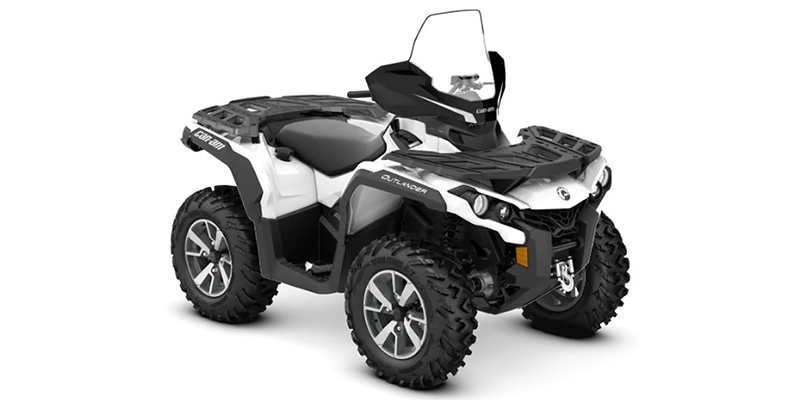 Outlander™ North Edition 850 at Jacksonville Powersports, Jacksonville, FL 32225