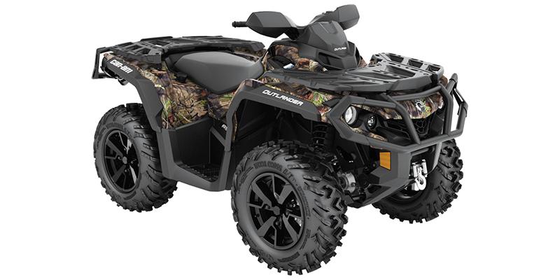 2021 Can-Am Outlander XT 650 at Sloans Motorcycle ATV, Murfreesboro, TN, 37129