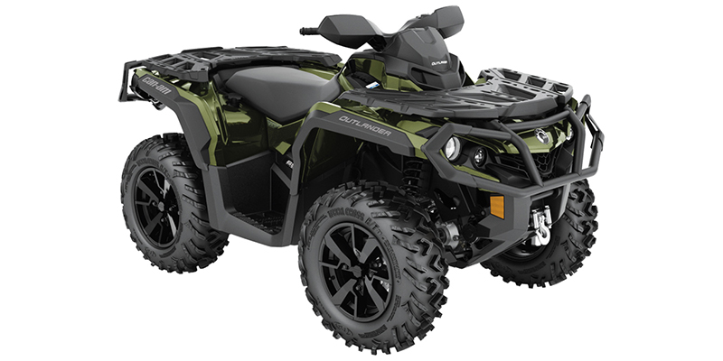 2021 Can-Am™ Outlander™ XT 650 at Jacksonville Powersports, Jacksonville, FL 32225